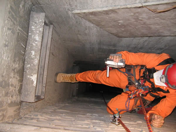 Confined Space Work